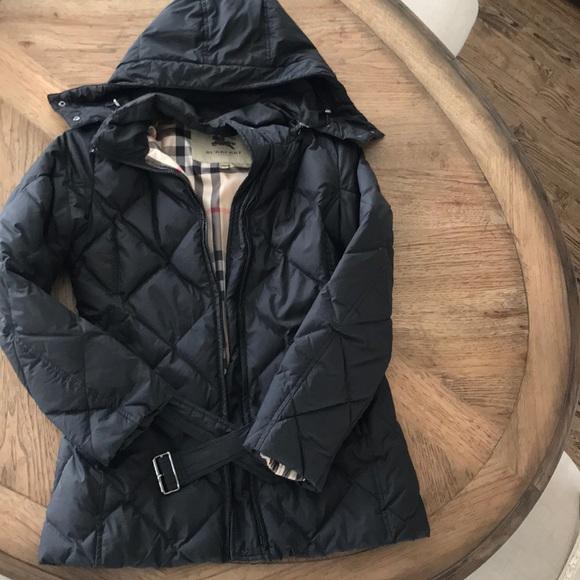 Burberry Jackets   Blazers - Women s Burberry puffer jacket size small 84c5c350a